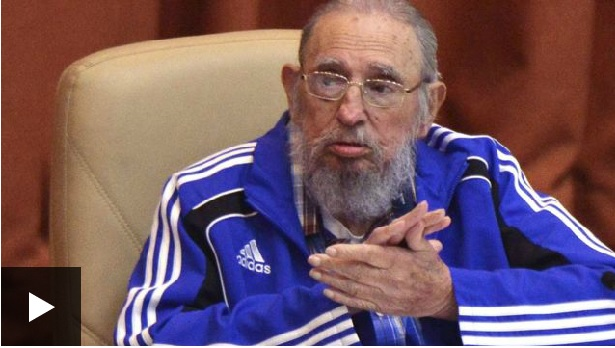 In April 2016, Castro made a rare appearance at Cuba's Communist Party congress