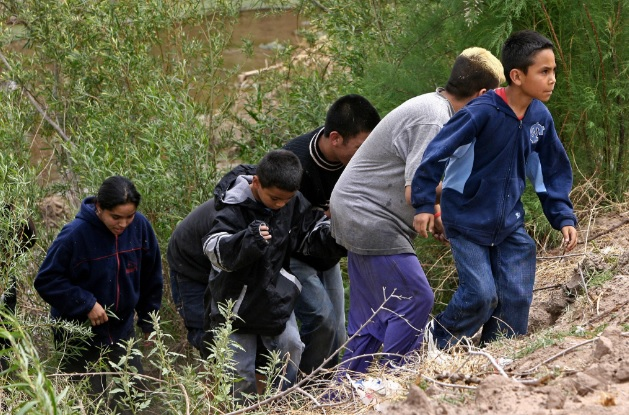 Central American immigrants (Photo: Google)