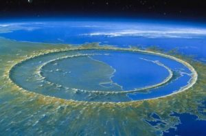 Chicxulub crater. (IMAGE: dgcs.unam.mx)