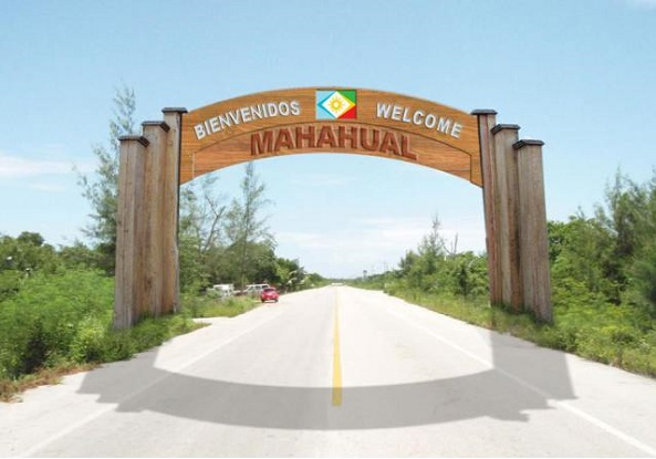 Welcome to Mahahual (Photo: costamayalife.com)