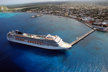 Royal Caribbean Cruise Line's Harmony of the Seas. (PHOTO: apiqroo.com)