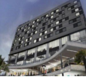 Rendering of Hilton Garden Inn planned for Merida's Altabrisa. (PHOTO: yucatan.com.mx)
