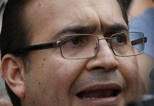 Ex-Gov. Javier Duarte of Veracruz. (PHOTO: ap.org)