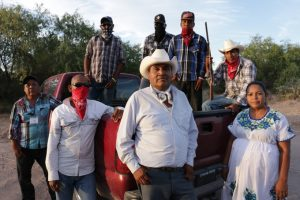 Laberinto Yoeme is a new Mexican film funded through Kickstarter. (PHOTO: kickstarter.com)