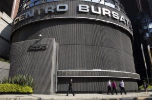 Mexico's Stock Exchange building. (PHOTO: elfinanciero.com)