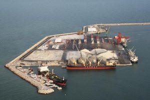 Port of Progreso. (PHOTO: Revista Alianza Empresarial)