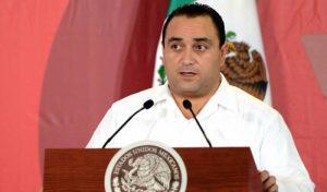 Former Quintana Roo Gov. Roberto Borge Angulo. (PHOTO: sipse.com)