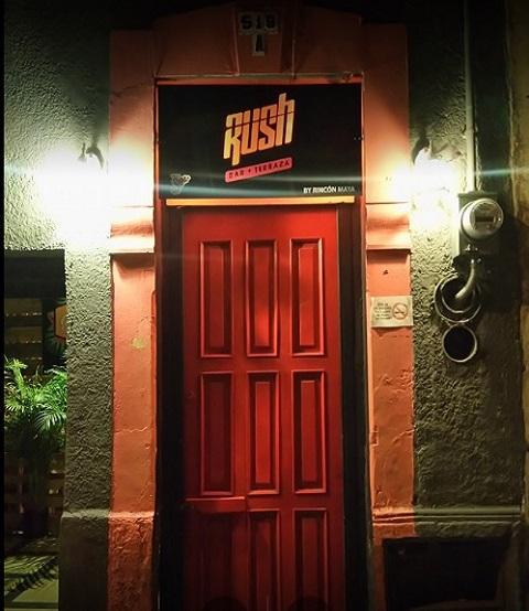 Rush gay bar (Photo: Google)