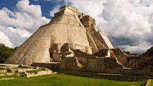 Uxmal archeological site in Yucatan. (PHOTO: yucatantravel.com)