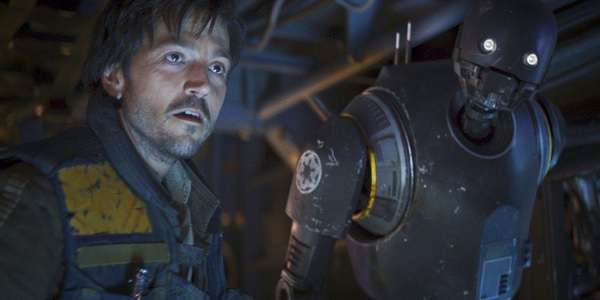 Diego Luna Never Thought He'd Be in Star Wars (Photo: nerdist.com)