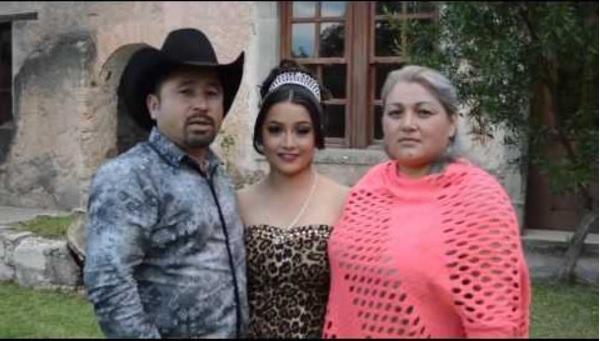 Crescencio, Rubí and Anaelda Ibarra (Photo: Youtube)