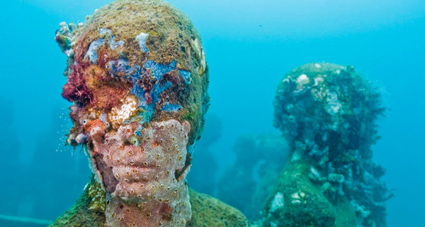 NGOs criticized that the decree of the new Biosphere protected area of the Mexican Caribbean does not address major threats in the region. (Photo: Cancun Scuba Dive)