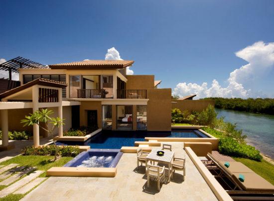 Banyan Tree Mayakoba Resort in Quintana Roo. (PHOTO: Banyan Tree Mayakoba)
