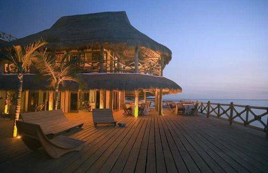 Hotel Las Nubes de Holbox. (PHOTO: lasnubesdeholbox.com)