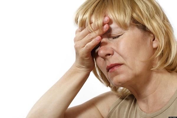 Menopause (Photo. Huffington Post)