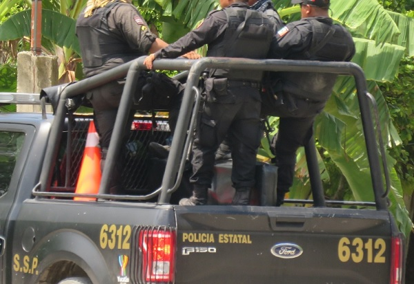 Hunucma Municipal Police vehicle (Photo: Google)
