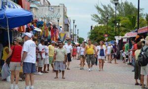 Quinta Avenida in Playa del Carmen. (PHOTO: sipse.com)