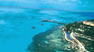 Portions of the Mesoamerican Barrier Reef in Quintana Roo would be protected. (PHOTO: Weather Channel.