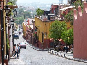 San Miguel de Allende. (PHOTO: google)