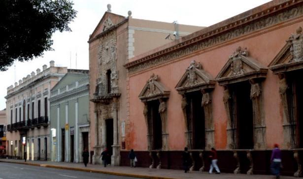 Casa de Montejo, Mërida, Yuc. (Photo: MEL)