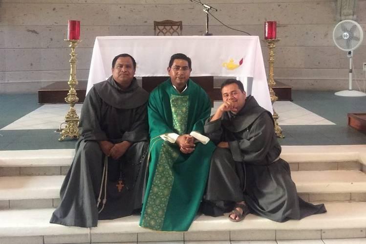 Rev. Joaquín Hernández Sifuentes in Saltillo, Mexico (Photo: WSJ)