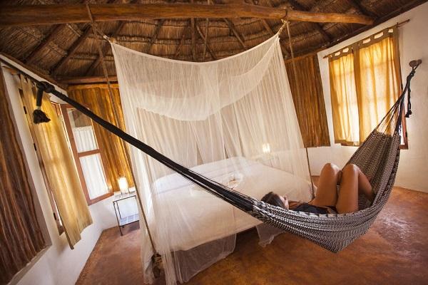 Accommodations at Zenti'k