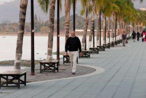 Ajijic on Lake Chapala is popular with American retirees. (PHOTO: Houston Chronicle)