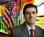 New Mexican ambassador to the U.S., Geronimo Gutierrez. (PHOTO: San Antonio Express News)