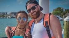 Megan and her boyfriend spent hours in jail after she told police she was sexually assaulted by an employee at a Cancun resort. (Photo: CTV)