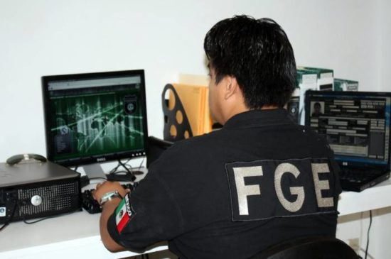 The Cyber Police of the Yucatan Attorney General, as well as the Police Monitoring and Intelligence Unit of the SSP, have begun their work to trace the origin of the messages. (PHOTO: SIPSE)