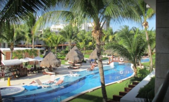 Excellence Playa Mujeres Resort. (PHOTO: Jeremy Kennard)