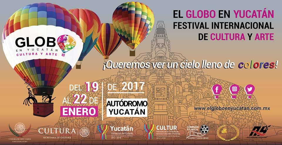 festival globo yucatan