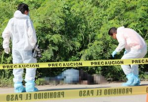 The body of Canadian Barbara McClatchie Andrews was found along the Merida-Cancun highway. (PHOTO: sipse.com)