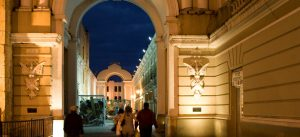 Merida's Centro comes alive at night. (PHOTO: Visit Mexico)