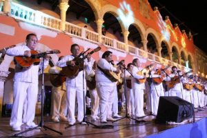 More than one hundred troubadors will sing Happy Birthday to Merida. (PHOTO: sipse.com)