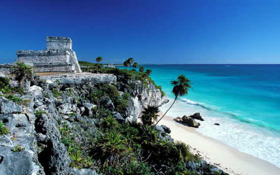 Tulum, Quintana Roo is a popular expat retirement haven. (PHOTO: muchtours.com)