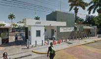 The U.S. Consulate in Merida. (PHOTO: yucatan.com.mx)
