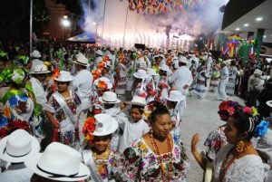 Traditional Yucatecan music and dance. (PHOTO: yucatan.com.mx)