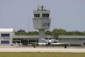 Chetumal airport. (PHOTO: sipse.com)
