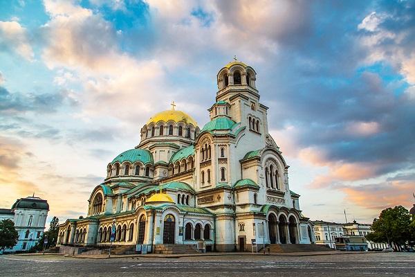 Alexander Nevsky Cathedral in Sofia, Bulgaria (Photo: Radisson Blu Blog)