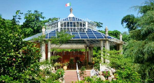 Botanical Gardens of Vallarta Orchid Conservatory