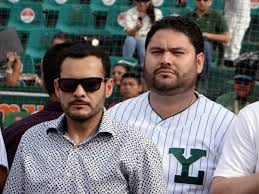 The Arellano Hernandez brothers are owners of the Yucatan Leones. (PHOTO: sipse.com)