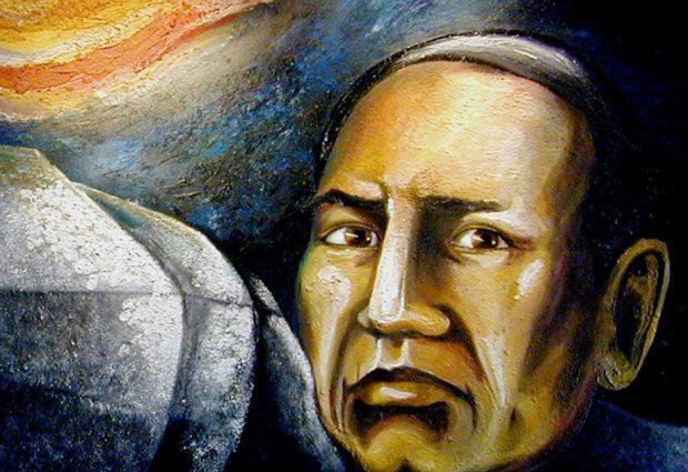 Benito juarez sought constitutional reforms to create a for Benito juarez mural