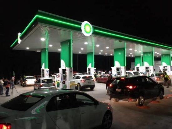 BP has opened the first of 1,500 planned gas stations in Mexico. (PHOTO: fuelfix.com)