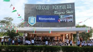 Colegio Peninsular is one of Merida's top-rated private schools. (PHOTO: unionyucatan.com)