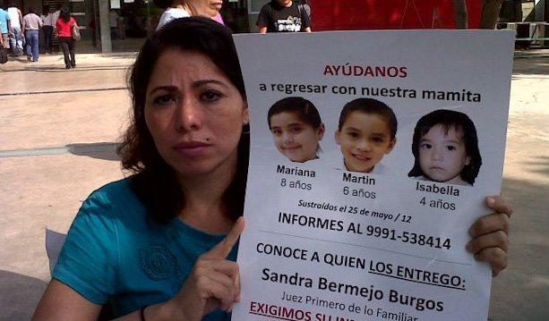 Ema Gabriela Molina Canto. (PHOTO: reporteroshoy.com)