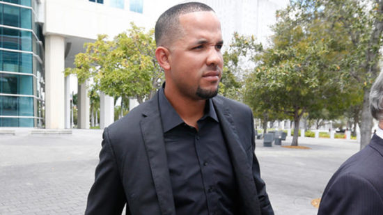 Cuban ballplayer Jose Abreu was one of the players who testified in alleged smuggling ring trial in Miami. (PHOTO: CSN Chicago)