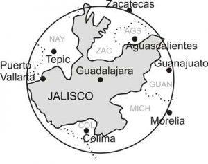 mexico magic circle