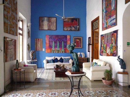 Nahualli Casa de los Artistas in Merida (Photo. TripAdvisor)