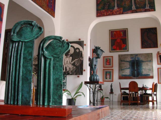 Galería Nahualli - Mérida (Photo: Artes Mexico)